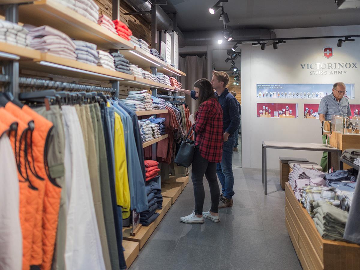 Visitor Center Victorinox Museum Amp Brand Store